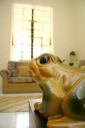 Sarang Galloway Bed & Breakfast: Living Room2