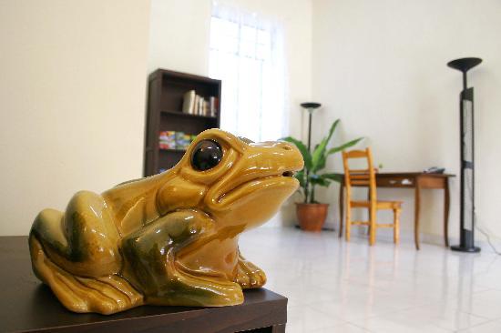 Sarang Galloway Bed & Breakfast: Living Room3