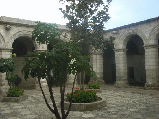 La Posada del Puente: convento de santa catalina