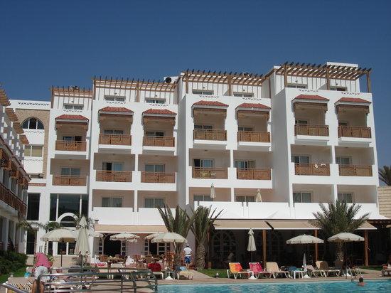 Hotel Timoulay & Spa Agadir : Hotel