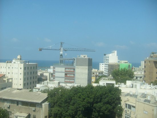 Mercure Tel-Aviv City Center: view from my room