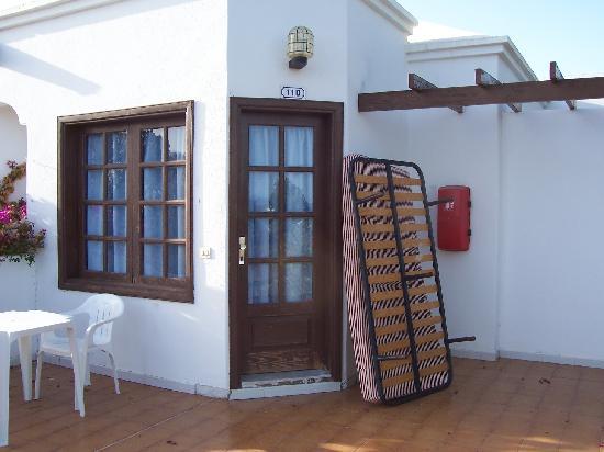 Riosol Club: entrada