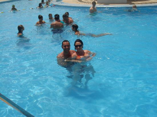 Iberostar Diar El Andalous: PISCINE DE L HOTEL