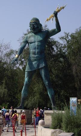 Parc Asterix: Tonnerre de Zeus