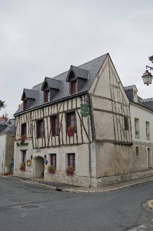 Hotel Le Blason: el hotel