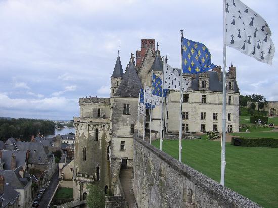 Hotel Le Blason: Castillo de amboise