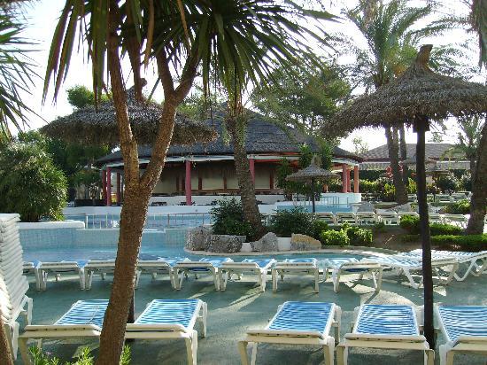 Prinsotel La Dorada: Vista de la piscina
