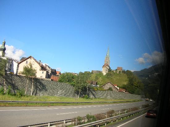 Chur, Ελβετία: Domat Ems
