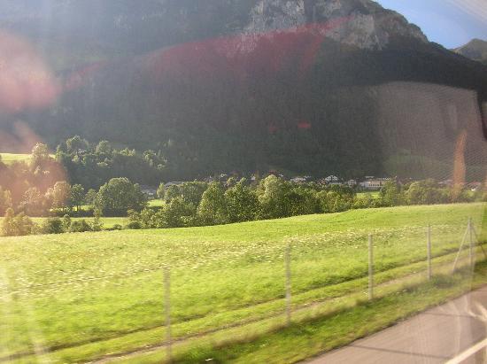 Chur, Ελβετία: Nähe Thusis