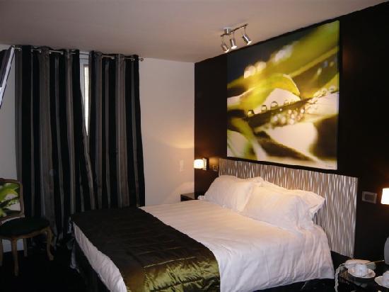Le Fabe Hotel : Jolie décoration