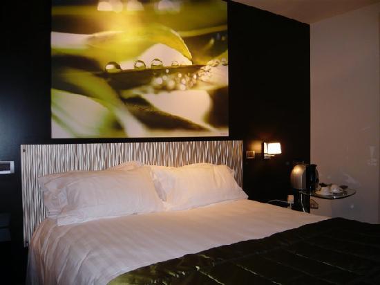 Le Fabe Hotel : Lit agréable