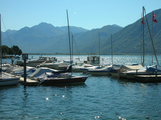 American Restaurants in Locarno