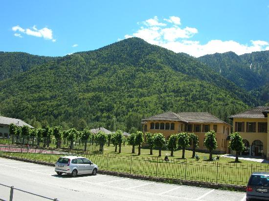 Vigezzina-Centovalli Railway : typisch italienische Villa