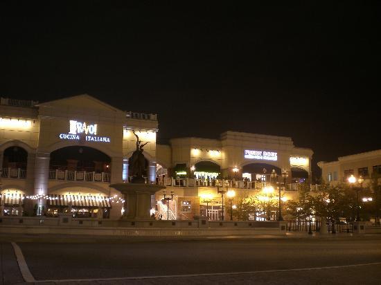 Hotels At Va Beach Town Center