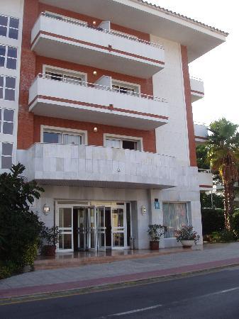 Gran Garbi Mar: hotel vue de face