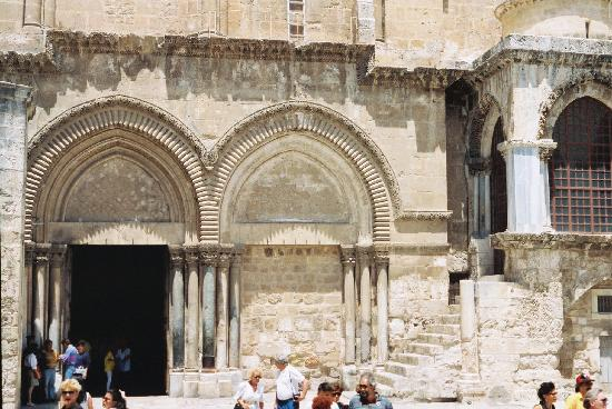 Jerusalén, Israel: Church of the Holy Sepulchre
