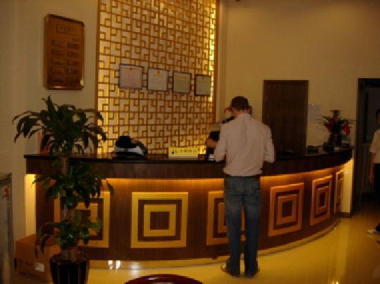 Oriental Hotel: lobby
