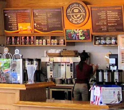 The coffee bean tea leaf san diego 1640 camino del for Outlet del design