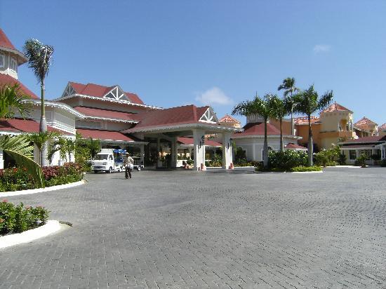 Luxury Bahia Principe Ambar Blue Don Pablo Collection: L'entrée principale