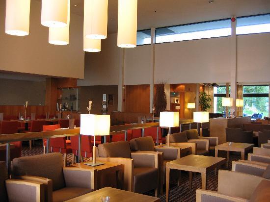 Quality Hotel Entry: restaurant