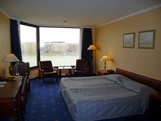 Boutique Hotel Victoria Budapest: our room