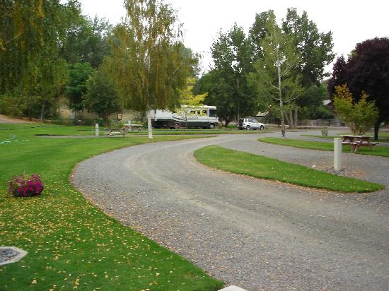 Fish House Inn and RV Park: The RV Park
