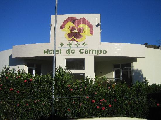 هوتل دو كامبو: Entrée de l'hôtel