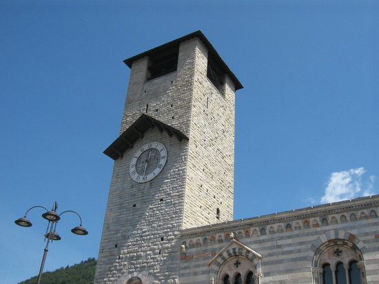 Como, Italien: Piazza