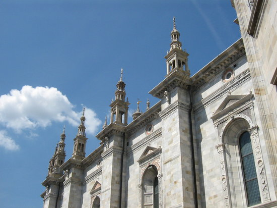 Como, Italy: Cathedral