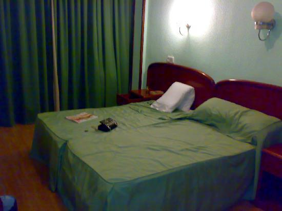 Voramar Hotel: camas