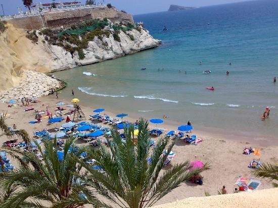 Voramar Hotel: playa cerca del hotel, esta está muy bien!!