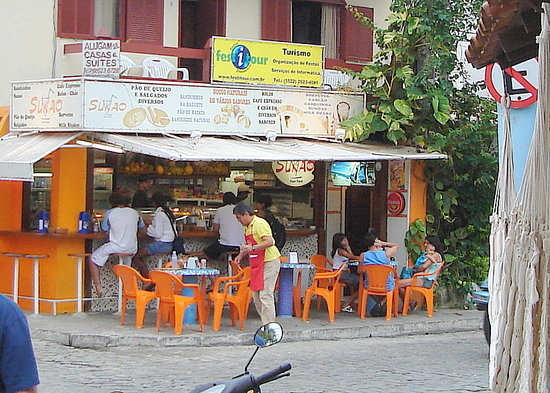Sukao Bar : Bar Sukao.fastfood muy rico, al paso