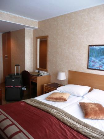 Fosshotel Raudara: Hotel Room