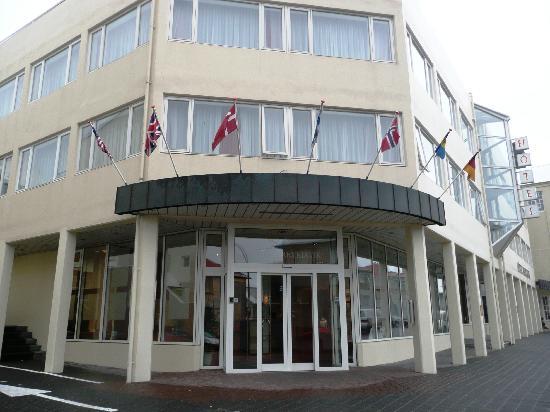 Fosshotel Raudara: Hotel