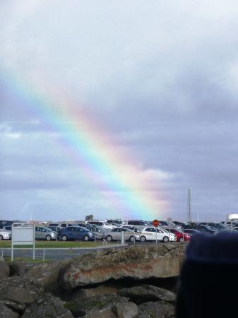 Fosshotel Raudara: Rainbow Island