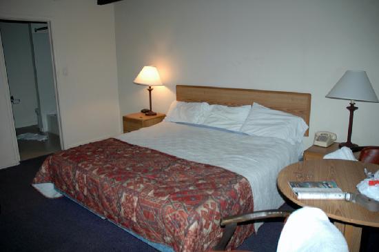 Apache Motel: chambre