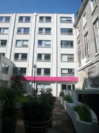 Appart Hotel Cosy Cadet : l'hôtel