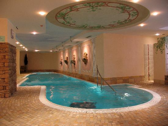 Dolce Casa Family Hotel & SPA: piscina hotel dolce casa moena family hotel
