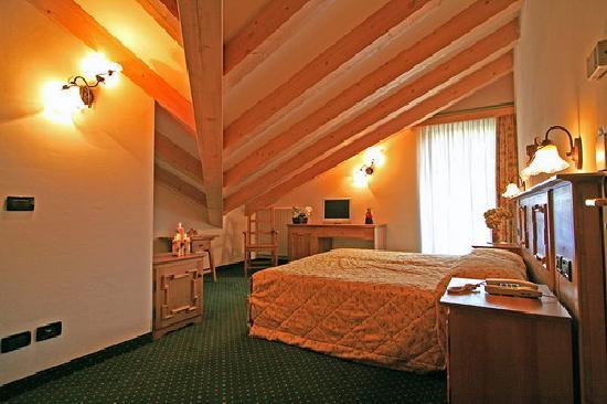 Dolce Casa Family Hotel & SPA: camera standard hotel dolce casa moena