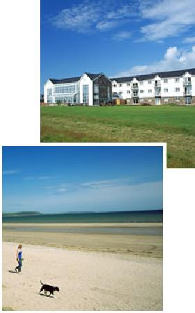 Quality Hotel & Leisure Center Youghal: Beachside Hotel