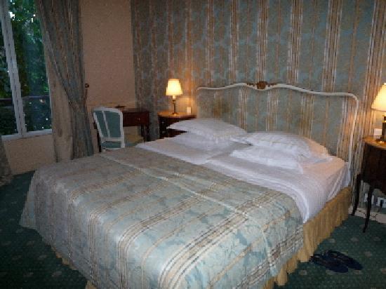ル ルレ サン ジャック ホテル, 部屋のようす