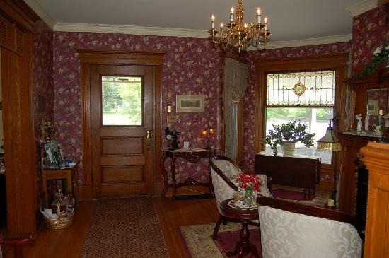 Bella Rose Bed and Breakfast: Perfect!