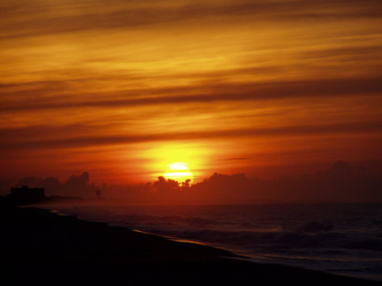 Pine Knoll Shores, Carolina del Norte: Sunrise