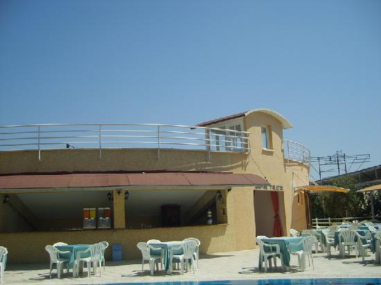 Side Alegria Hotel & Spa: Amphitheatre