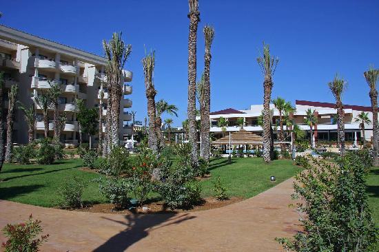 Protur Biomar Gran Hotel & Spa : Gardens