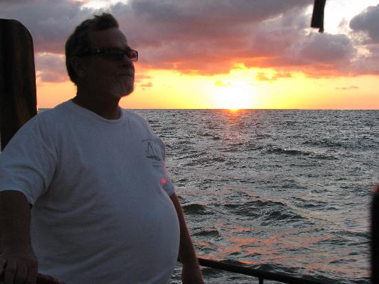 Patricia Belle - Sail Bandido: Captain Patrick