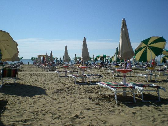 Hotel Etna: Lignano beach