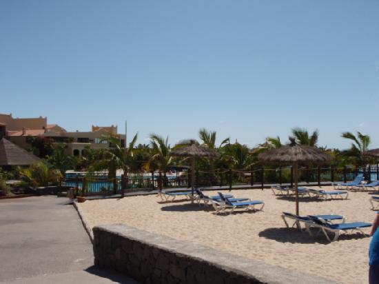 La Palma Princess & Teneguia Princess: Sandy beach pool