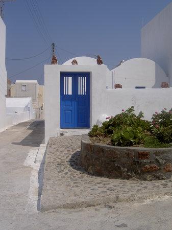 سانتوريني, اليونان: Oia