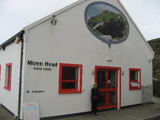 Goleen, ไอร์แลนด์: The Mizen Head Visitor Center